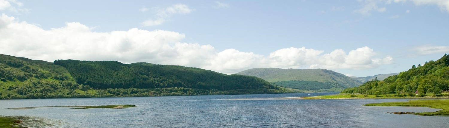 Beautiful Loch Sunart